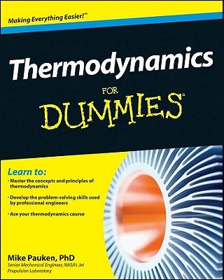 Thermodynamics For Dummies - Pauken, Mike