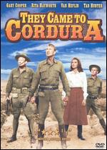 They Came to Cordura - Robert Rossen