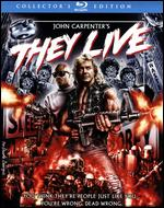 They Live [Collector's Edition] [Blu-ray] - John Carpenter