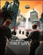 They Live [SteelBook] [Limited Edition] [Blu-ray]