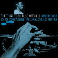 Thing to Do [LP] - Blue Mitchell