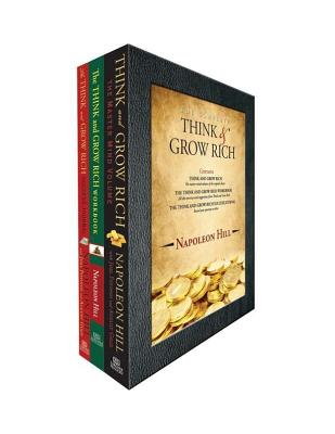 Think and Grow Rich: The Complete Think and Grow Rich Box Set - Fotinos, Joel, and Gold, August, and Hill, Napoleon