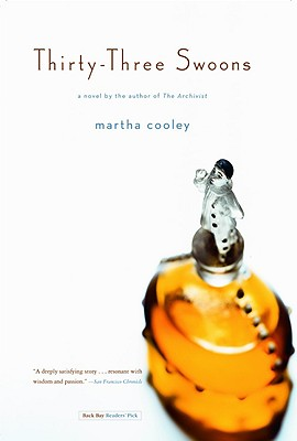 Thirty-Three Swoons - Cooley, Martha