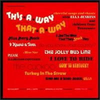 This-A-Way, That-A-Way - Ella Jenkins