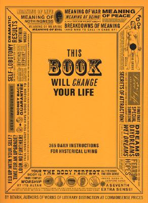 This Book Will Change Your Life - Carey, Ben