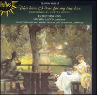 This Have I Done For My True Love - Amos McMaster-Christie (tenor); Christopher Head (bass); David Henderson (vocals); David Theodore (oboe); David Tiley (bass);...