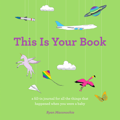 This Is Your Book - Maconochie, Ryan