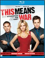 This Means War [Includes Digital Copy] [Blu-ray] - McG