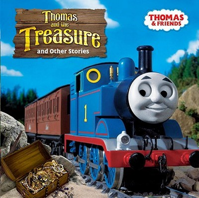 Thomas and the Treasure: And Other Stories - Palone, Terry (Photographer), and Permane, Terry (Photographer), and Allcroft, Britt (Creator)