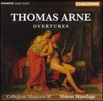 Thomas Arne: Overtures