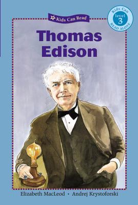 Thomas Edison - MacLeod, Elizabeth