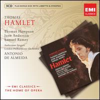 Thomas: Hamlet - Denyce Graves (vocals); François Le Roux (vocals); Gérard Garino (vocals); Gregory Kunde (vocals);...