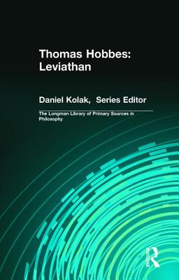 Thomas Hobbes: Leviathan - Hobbes, Thomas, and Missner, Marshall (Editor)