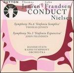 Thomas Jensen & John Frandsen conduct Nielsen