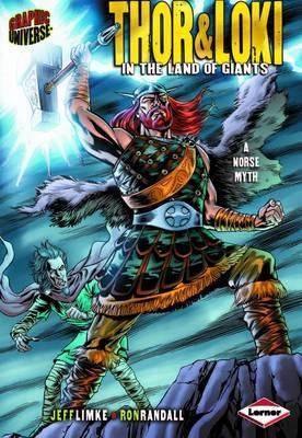 Thor & Loki: In the Land of Giants - Limke, Jeff
