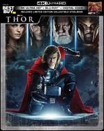 Thor [SteelBook] [Includes Digital Copy] [4K Ultra HD Blu-ray/Blu-ray] [Only @ Best Buy]