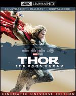Thor: The Dark World [Includes Digital Copy] [4K Ultra HD Blu-ray/Blu-ray] - Alan Taylor