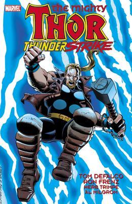 Thor: Thunderstrike - DeFalco, Tom