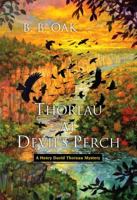 Thoreau at Devil's Perch - Oak, B B