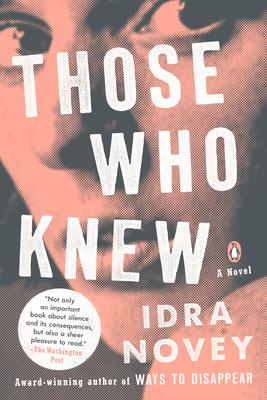 Those Who Knew - Novey, Idra