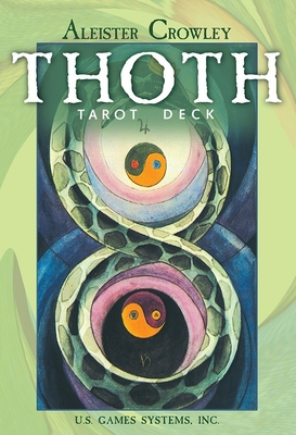 Thoth Tarot Deck - Crowley, Aleister, and Harris, Frieda (Illustrator)