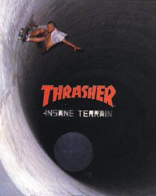 Thrasher: Insane Terrain - Thrasher Magazine