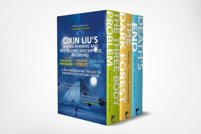 Three-Body Problem Boxed Set: (the Three-Body Problem, the Dark Forest, Death's End) - Liu, Cixin, and Liu, Ken (Translated by)