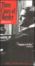 Three Cases of Murder - David Eady; George More O'Ferrall; Wendy Toye