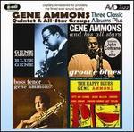 Three Classic Albums Plus: Groove Blues/Boss Tenor/Blue Gene