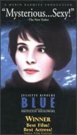Three Colours: Blue [Blu-ray]