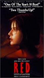 Three Colours: Red [Blu-ray]