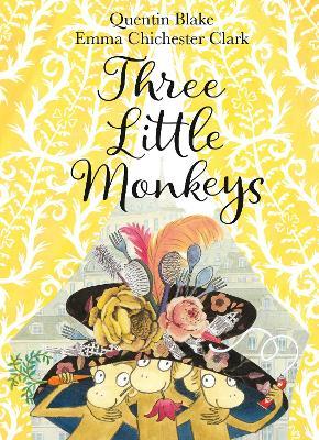 Three Little Monkeys - Blake, Quentin