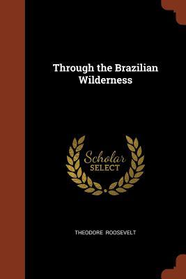 Through the Brazilian Wilderness - Roosevelt, Theodore