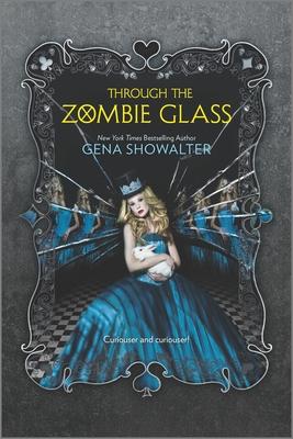 Through the Zombie Glass - Showalter, Gena