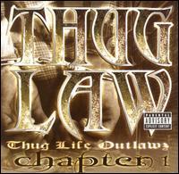 Thug Law: Thug Life Outlawz Chapter 1 - Various Artists