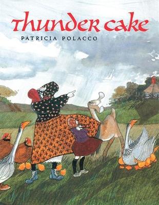 Thunder Cake - Polacco, Patricia