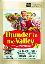 Thunder in the Valley - Louis King
