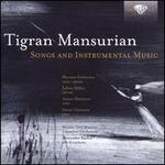 Tigran Mansurian: Songs and Instrumental Music