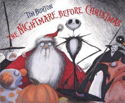 Tim Burton's the Nightmare Before Christmas - Disney Book Group