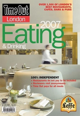 Time Out London Eating & Drinking - Phillips, Cath (Editor)