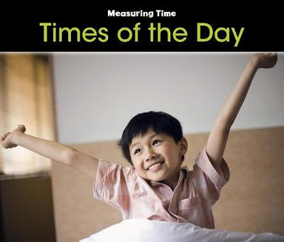 Times of the Day - Steffora, Tracey