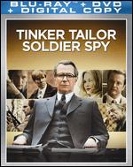 Tinker, Tailor, Soldier, Spy [UltraViolet] [Includes Digital Copy] [Blu-ray] - Tomas Alfredson