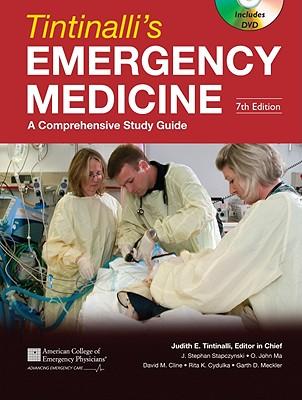 Tintinalli's Emergency Medicine: A Comprehensive Study Guide - Tintinalli, Judith E (Editor)