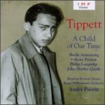 Tippett: A Child of Our Time - Felicity Palmer (vocals); John Shirley-Quirk (vocals); Philip Langridge (vocals); Sheila Armstrong (vocals);...