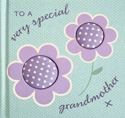 To A Very Special Grandmother - Collins, Josephine
