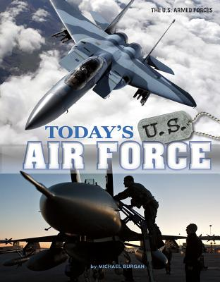 Today's U.S. Air Force - Burgan, and Puffer, Raymond L (Consultant editor)