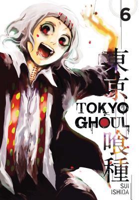 Tokyo Ghoul, Vol. 6, 6 - Ishida, Sui