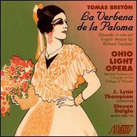 Tomás Bretón: La Verbena de la Paloma - Anthony Maida (vocals); Boyd Mackus (vocals); Daniel Neer (vocals); David Babinet (vocals); Elaine Fox (vocals);...