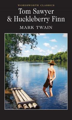 Tom Sawyer & Huckleberry Finn - Twain, Mark, and Hutchinson, Stuart (Notes by), and Carabine, Keith, Dr. (Editor)