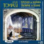 Tomasi: Don Juan De Mañara/Triomphe De Jeanne